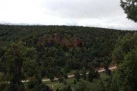Cabañas Quercus casa rural en Escobar De Polendos (Segovia)