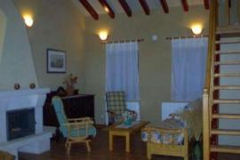 Callejón del Palacio casa rural en Muñoveros (Segovia)