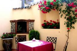 Casa La Fresneda casa rural en Martin Muñoz De Las Posadas (Segovia)