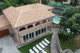 Casa Puente Albor casa rural en El Espinar (Segovia)