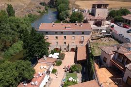 Molino Grande del Duratón casa rural en San Miguel De Bernuy (Segovia)