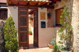 El Hogar de Encinas casa rural en Torrecaballeros (Segovia)