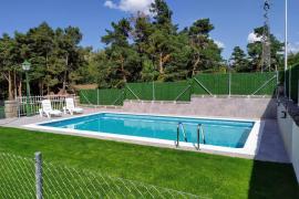 El Jardín de Luisa casa rural en San Rafael (Segovia)