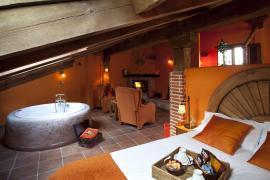 El Planeta Escondido casa rural en Losana De Piron (Segovia)