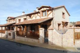 Hoces Del Duraton casa rural en Carrascal Del Rio (Segovia)
