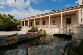 Hotel Palacio de Esquileo casa rural en Sotos De Sepulveda (Segovia)