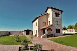 La Aurora del Henar  casa rural en Cuellar (Segovia)