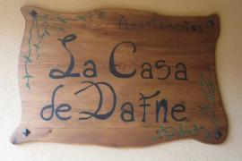 La Casa De Dafne casa rural en Santo Tome Del Puerto (Segovia)