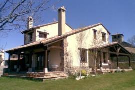 La Casa Rural De David casa rural en Sotosalbos (Segovia)