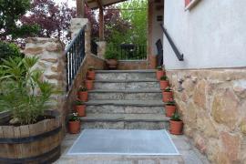 Las Tuyas casa rural en Palazuelos De Eresma (Segovia)