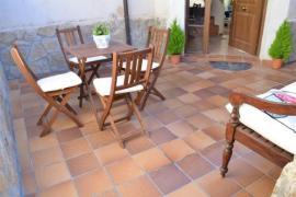 Vistas de Casilla casa rural en Escobar De Polendos (Segovia)