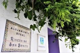 El Rincón de San Benito casa rural en Cazalla De La Sierra (Sevilla)