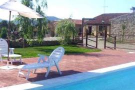 Finca Los Caleros casa rural en El Madroño (Sevilla)