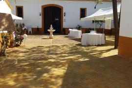 Hacienda San Jose casa rural en Carmona (Sevilla)