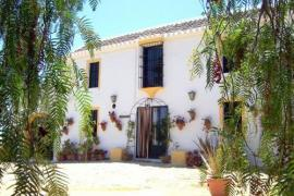 Resort Campero casa rural en El Coronil (Sevilla)