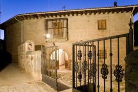 Los Trashumantes casa rural en Molinos De Duero (Soria)