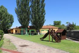 Albergue La Arboleda casa rural en Noviercas (Soria)