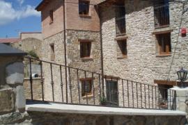 C. T. R. Villa de La Peña casa rural en Bretún (Soria)