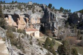 Cañon De Rio Lobos II casa rural en Casarejos (Soria)