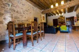 El Último Carretero casa rural en Molinos De Duero (Soria)