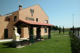 Epona casa rural en Garray (Soria)