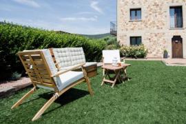 Hostal Residencia Pico de Los Haces casa rural en Garray (Soria)