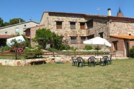 La Chimenea de Soria I y II casa rural en Espeja De San Marcelino (Soria)