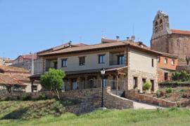 Los Arrenes de Tarancueña casa rural en Retortillo De Soria (Soria)