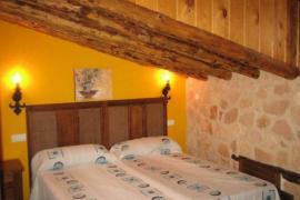 Marquesa de Tavira casa rural en Alcubilla De Avellaneda (Soria)