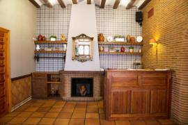 Quintanares casa rural en Rioseco De Soria (Soria)