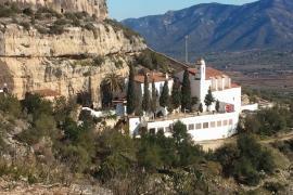 Ermita de La Pietat casa rural en Ulldecona (Tarragona)