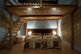 Apartaments Turístics El Jaç casa rural en Montblanc (Tarragona)