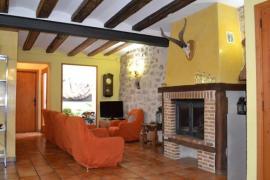 Cal Badat casa rural en Arnes (Tarragona)