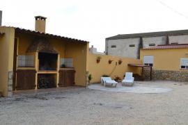 Can Llorach casa rural en Sant Jaume D' Enveja (Tarragona)