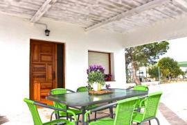 Casa L´oncle Joan de Petenera casa rural en Deltebre (Tarragona)