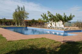 Casa Lo Fangar casa rural en Deltebre (Tarragona)
