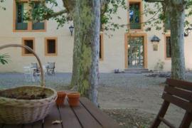 Masia Font de L'Oca casa rural en L´ Espluga De Francoli (Tarragona)