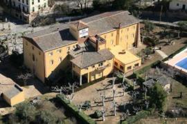 Hotel Monestir  casa rural en L´ Espluga De Francoli (Tarragona)