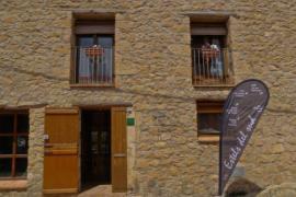 Lo Corral D´arnes casa rural en Arnes (Tarragona)