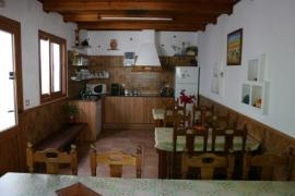 Lo Segador casa rural en Poblenou Del Delta (Tarragona)