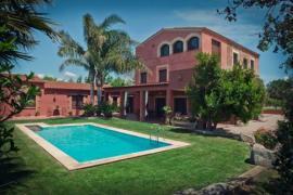 Mas Cabré casa rural en Vinyols I Els Arcs (Tarragona)