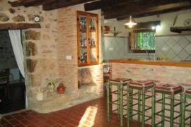 Mas De Cholvi casa rural en Horta De Sant Joan (Tarragona)