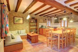Mas del Cigarrer casa rural en Horta De Sant Joan (Tarragona)