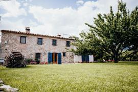 Mas Fullat casa rural en Alforja (Tarragona)
