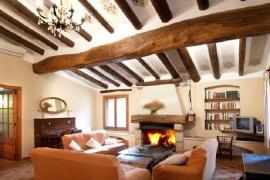 Mas Virgili casa rural en El Mila (Tarragona)
