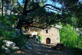 Molí De Sotorres casa rural en Horta De Sant Joan (Tarragona)