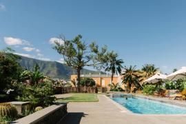 El Patio de Tita casa rural en Los Realejos (Tenerife)