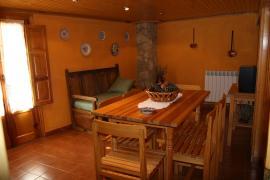 Casa La Fuente casa rural en El Vallecillo (Teruel)