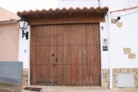 Casas Miguela, Maria y Florentin casa rural en Celadas (Teruel)
