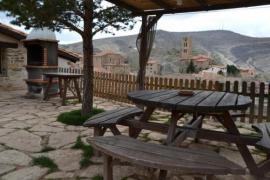 El Patio Del Maestrazgo casa rural en Villarroya De Los Pinares (Teruel)